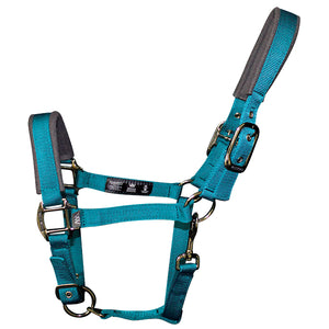 Woof Wear Contour Head Collar & Lead Rope