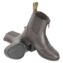 Load image into Gallery viewer, Hyland York Synthetic Jodhpur Boot