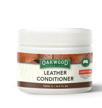 Load image into Gallery viewer, Oakwood Leather Conditioner