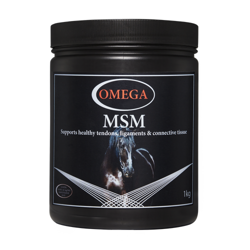 Omega Equine MSM Supplement