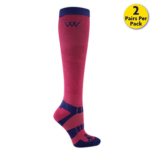 Woof Wear Winter Riding Sock