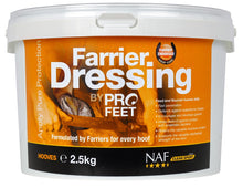 Load image into Gallery viewer, NAF Farrier Dressing Pro Feet