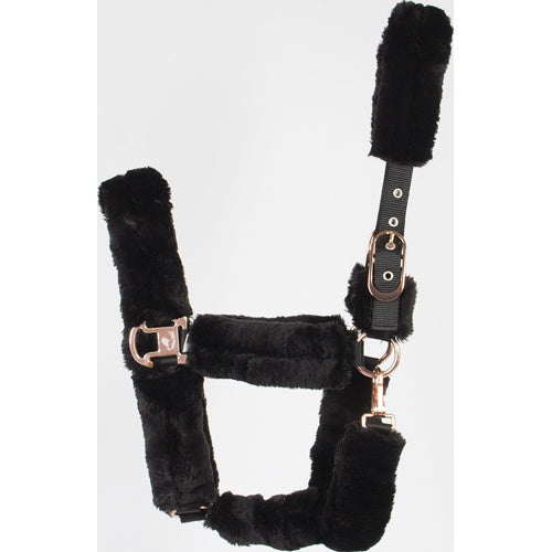 Catago Sheepskin Headcollar