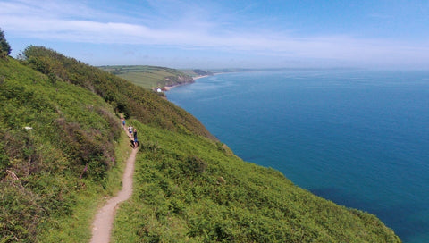 Everybody wave: wide open views heading to Beesands