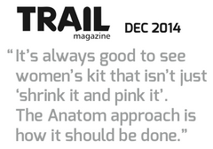 Anatom Footwear - Trail Magazine Review