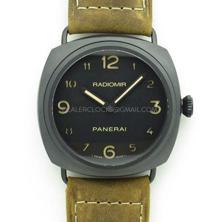 PAM613 Radiomir Black Seal
