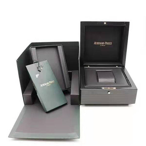 Audemars Piguet New Version Box and Papers