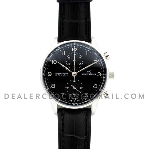 Portuguese Automatic Chronograph IW371447 Steel
