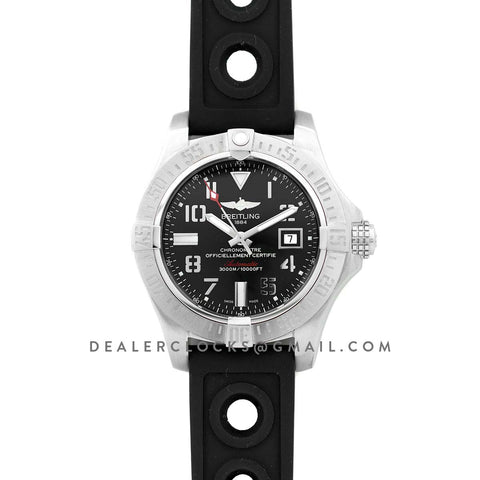 Avenger II Seawolf Grey Dial in Steel