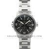 Aquatimer Chronograph IW376803 Black Dial