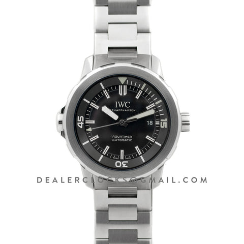 Aquatimer Automatic IW329002 Black Dial