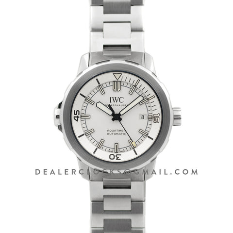 Aquatimer Automatic IW329004 White Dial