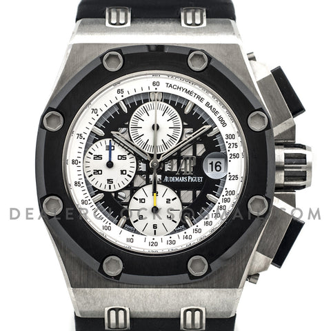 Royal Oak Offshore Ruben Barrichello II Titanium