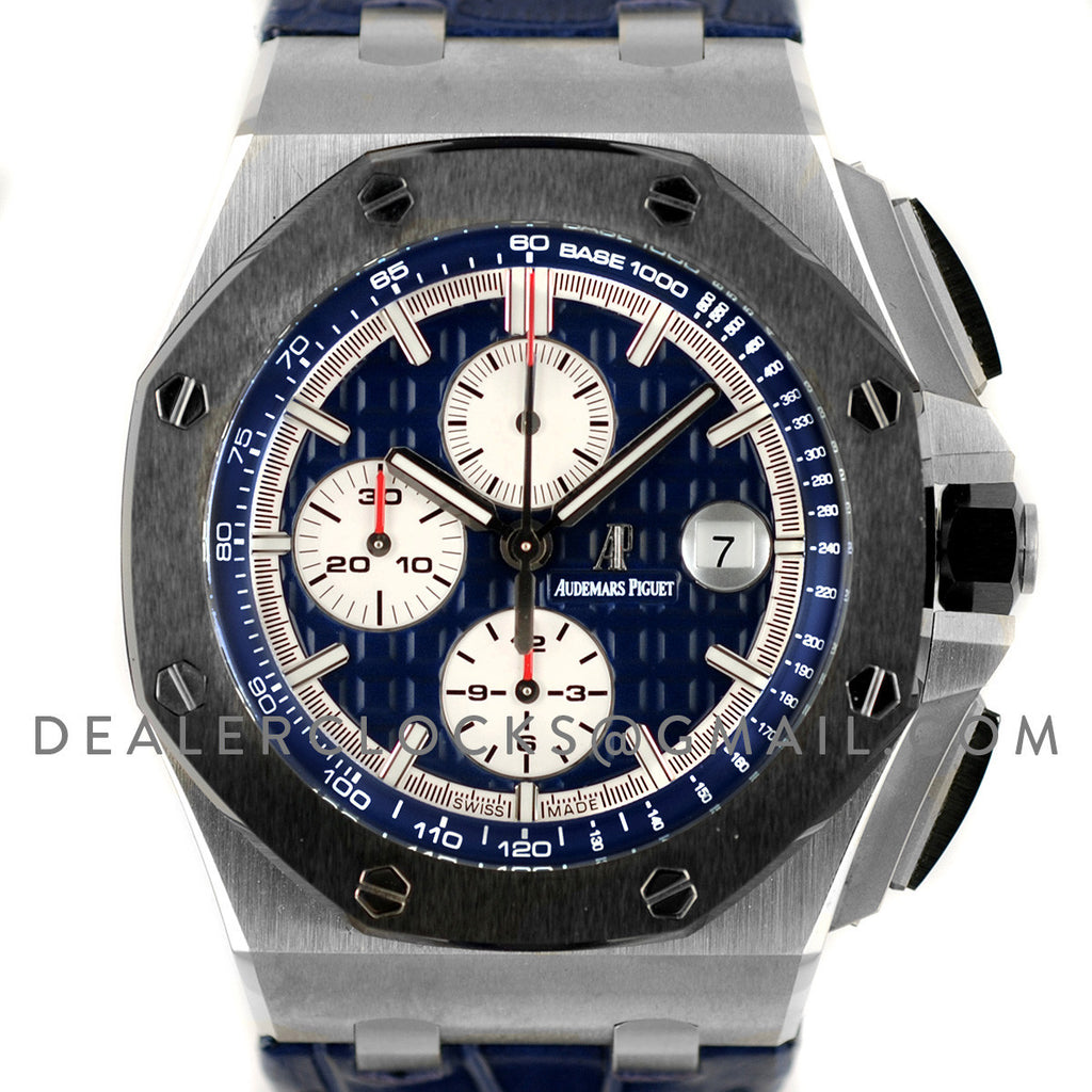 Royal Oak Offshore Novelty 44mm Platinum