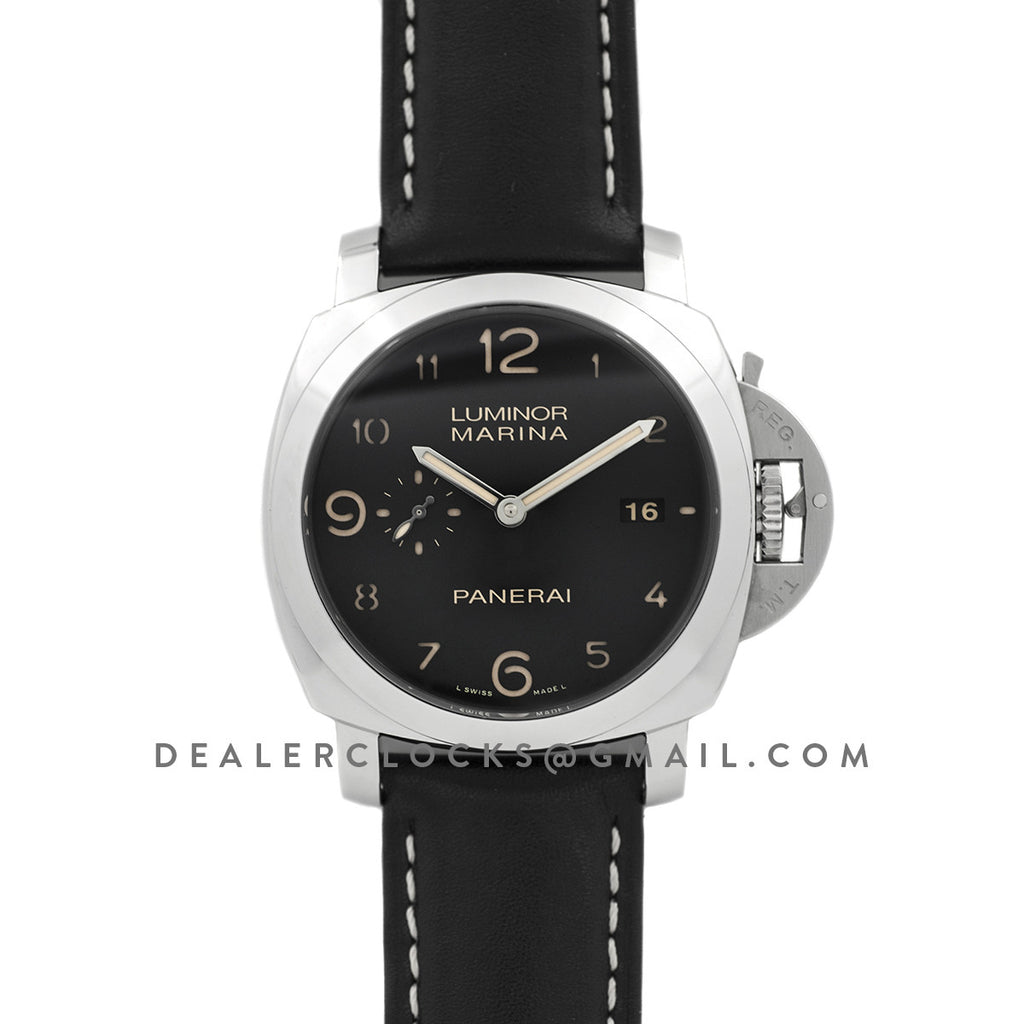 PAM359 Luminor Marina 1950 3 Days Automatic Acciaio