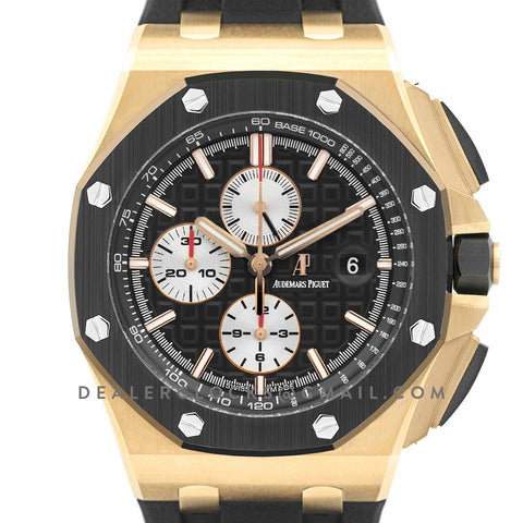 Royal Oak Offshore Novelty 44mm Rose Gold