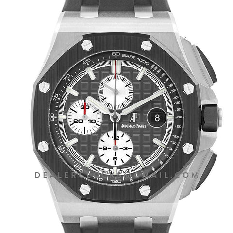 Royal Oak Offshore Novelty 44mm Titanium 26400IO SIHH 2017