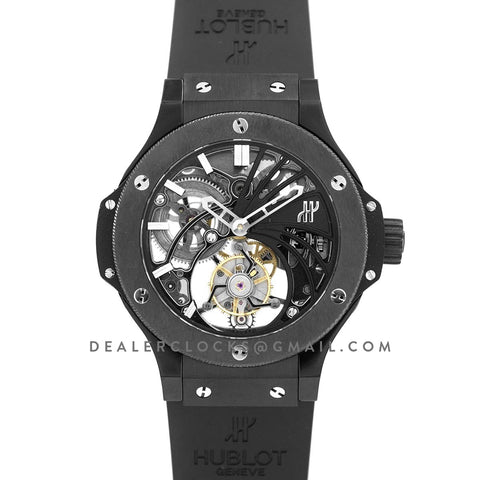 Big Bang Minute Repeater Tourbillon in Black Ceramic