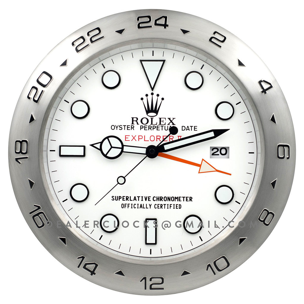 XL Explorer II Series White
