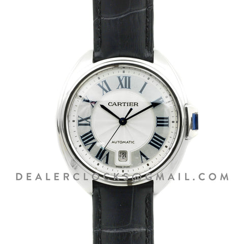 Cle de Cartier in Steel 40mm