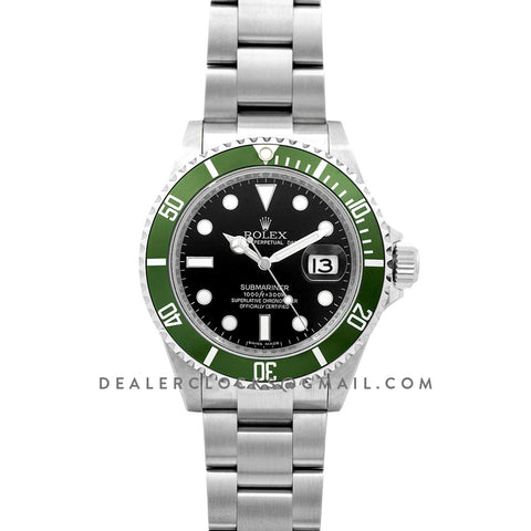 Submariner 16610LV Green Bezel 'Kermit'