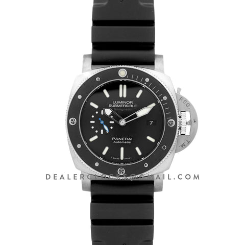 PAM1389 Luminor Submersible 1950 Amagnetic 3 Days Automatic Titanio