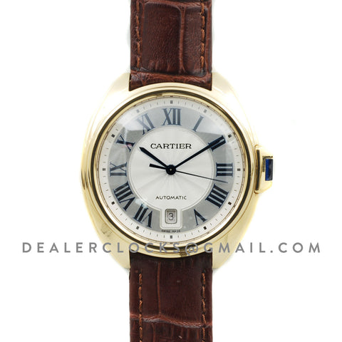 Cle de Cartier in Rose Gold 40mm