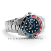 GMT Master II 116719 BLRO in Blue Dial
