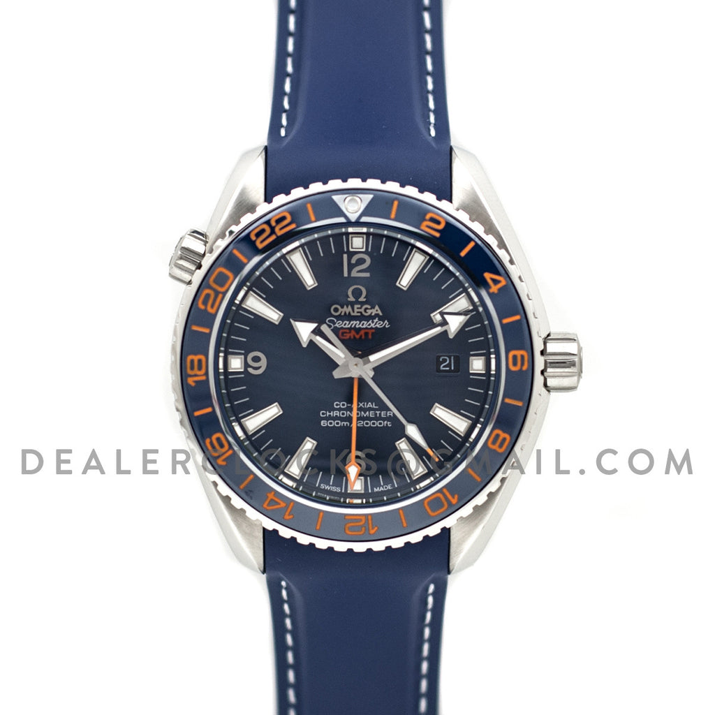 Seamaster Planet Ocean 600m GMT Goodplanet 45mm