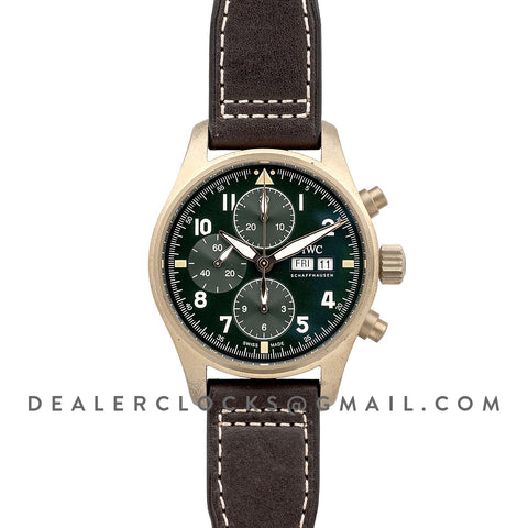Pilot's watch Chronograph Spitfire IW387902