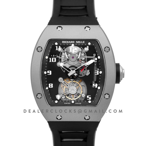 RM 001 Tourbillion in Titanium