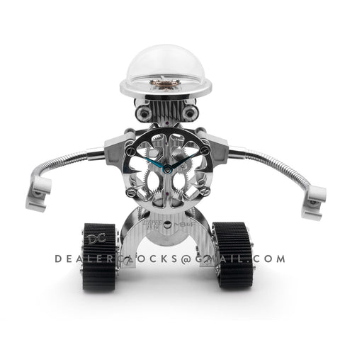 MB&F Sherman 'Happy Robot' Clock