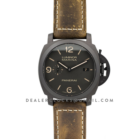PAM386 Luminor Marina 1950 3 Days Automatic Composite