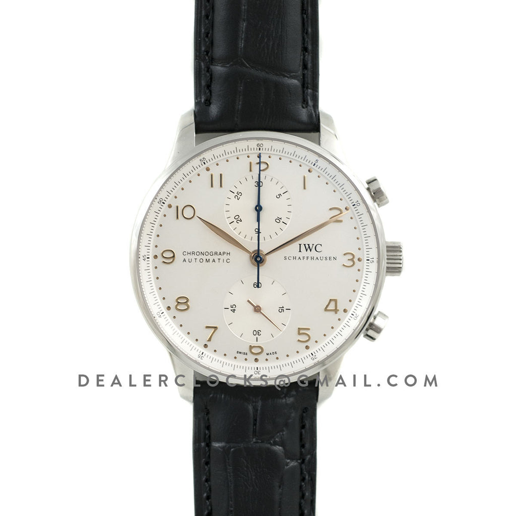 Portuguese Automatic Chronograph IW371445 Steel
