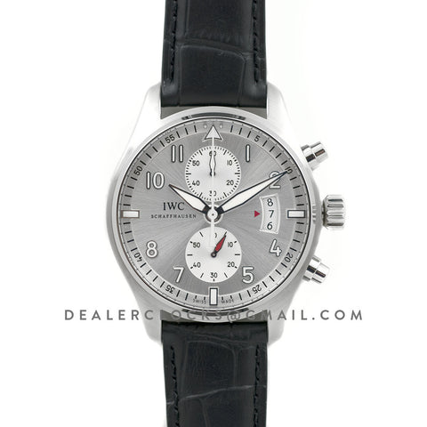Pilot's Watch Spitfire Chronograph IW387809 Steel