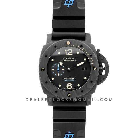 PAM616 Luminor Submersible Carbotech