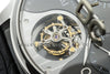 Portuguese Tourbillon Mystère Rétrograde IW504401 in White Gold