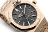 Royal Oak 15400 Rose Gold Black Dial