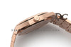 Lady Royal Oak 67650OR Rose Dial in Frosted Rose Gold