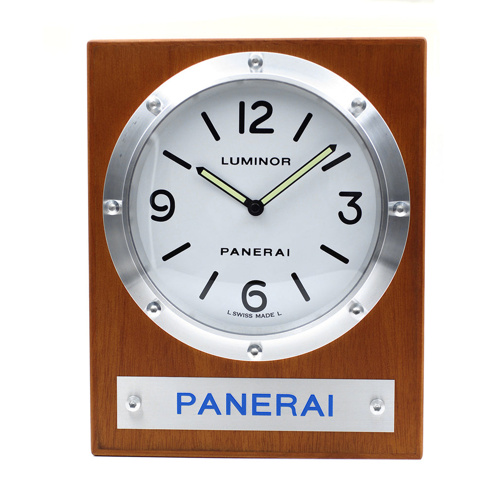 Pam 255 Dealer Wall Clock