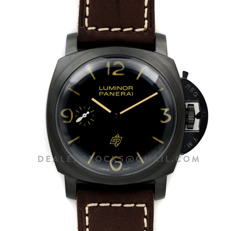 PAM617 Luminor 1950 3 Days Titanio DLC