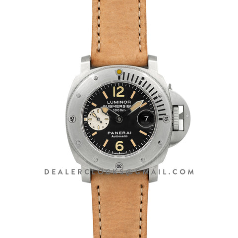PAM064 Luminor Submersible 1000M