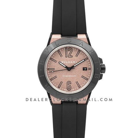 Diagono Magnesium Automatic Brown Dial 102306