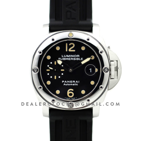 PAM024 Luminor Submersible Automatic Acciaio 'C' Series