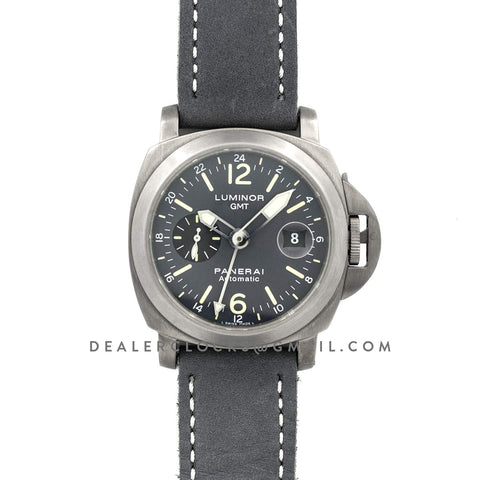 PAM089 Luminor GMT Titanium E Series