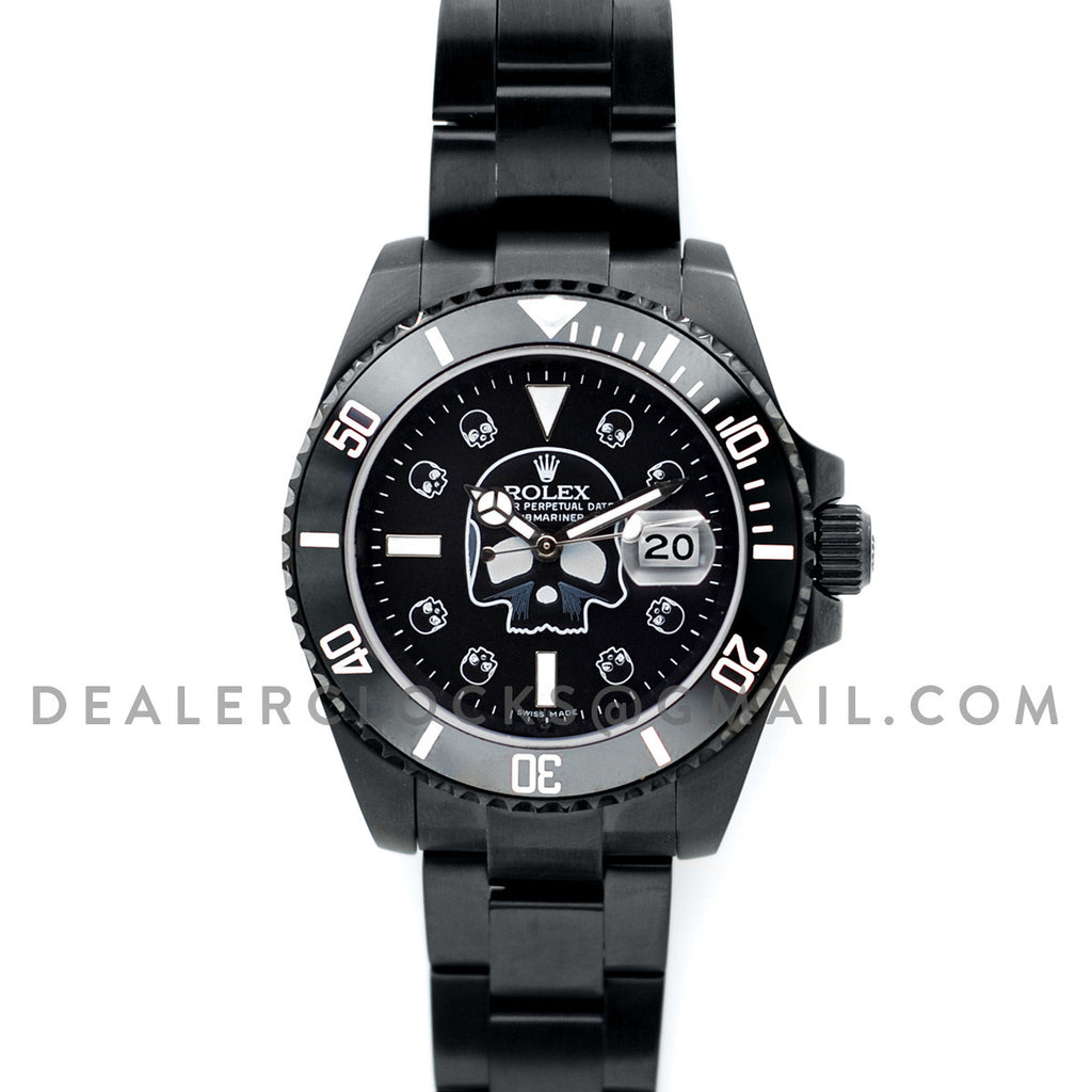 Mastermind Japan x Bamford Limted Edition 116610 Submariner