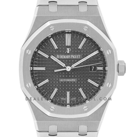 Royal Oak 15400 Steel Grey Dial