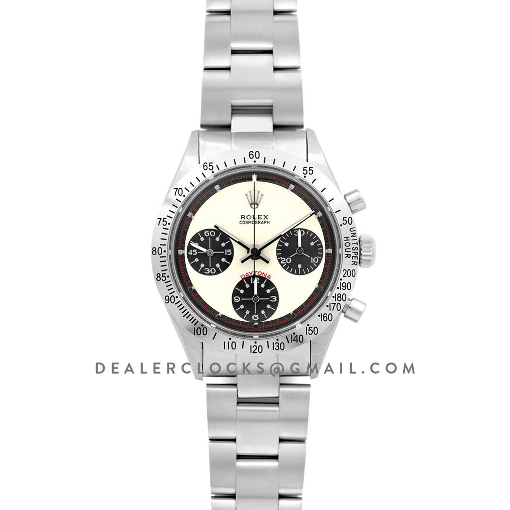 160187183c4 Rolex Paul Newman Daytona 6239 replica – Dealer Clocks