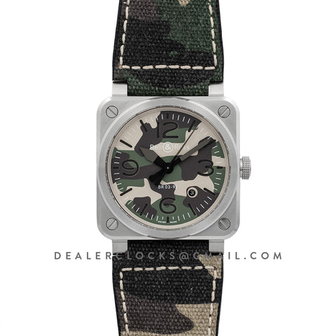 BR 03-92 Aviation Camo Green
