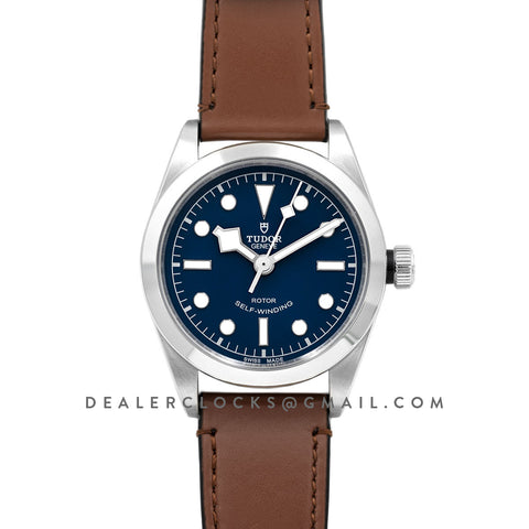 Black Bay 41 Blue Dial Ref M79540-0005